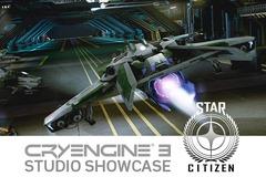 La création d'un nouveau futur avec Star Citizen et le moteur CryEngine 3