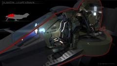 Le vaisseau Gladiator de Star Citizen se dévoile en images conceptuelles