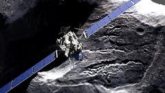 Capsule temporelle - Philae rejoint la comète 67P/Tchourioumov-Guerassimenko