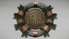 Couronne de Noël - Star Citizen