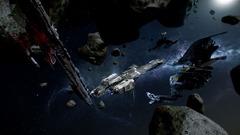 Aperçu des mécanismes d'abordage de vaisseaux de Star Citizen