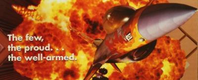 Un tir venu du passé : Strike Commander