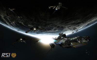 Vaisseau de Star Citizen / Squadron 42