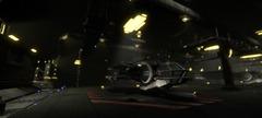 Sortie du module hangar de Star Citizen