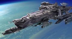 AEGIS - Idris Corvette