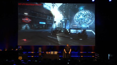 Présentation de Star Citizen à la Gamescom