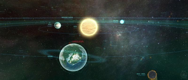 La StarMap d'ARK