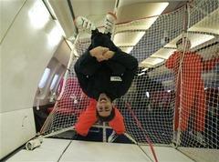 2012 : S'envoyer en l'air en apesanteur, un rêve bientôt réalisable