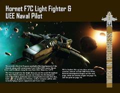 Développement du vaisseau Hornet F7C