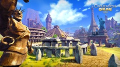 « Pour l'instant, pas de version occidentale pour Civilization Online »