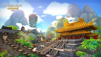 Un petit tour en Chine avec Civilization Online
