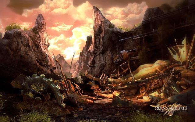 Image de Guns of Icarus Online