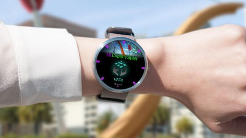 Ingress arrive sur Android Wear