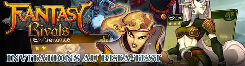 Jeux-Concours : 50 invitations au bêta-test de Fantasy Rivals