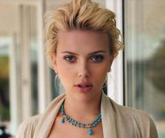 Scarlette Johanson