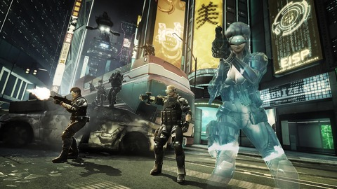 Ghost in the Shell Online - Ghost in the Shell First Assault s'annonce en bêta ouverte