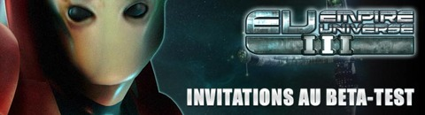 2000 invitations au bêta-test d'Empire Universe 3