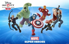 Les Avengers à l'assaut de Disney Infinity 2.0