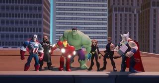 Disney Infinity 2.0 : Marvel Avengers