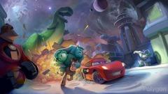 Des fuites révèlent Disney Infinity