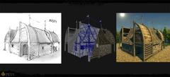 Des cités vivantes et animées dans Dark and Light