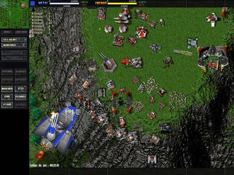 Wargaming.net - Wargaming s'offre l'emblématique licence Total Annihilation