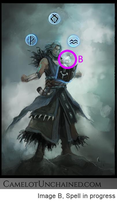 magie rune b