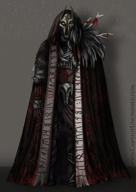 Camelot Unchained - Annonce de la première classe de type Soigneur : le HelBound