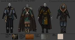 Armures viking