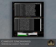 Premier pas du Patcher Camelot Unchained