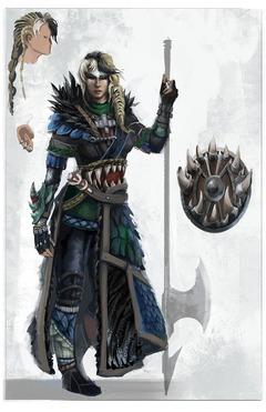 Rencontre avec une viking