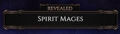 Des informations sur les Spirit Mages de Camelot Unchained