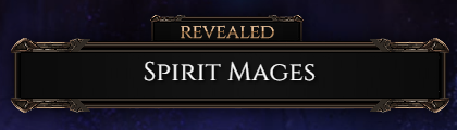 Camelot Unchained - Des informations sur les Spirit Mages de Camelot Unchained