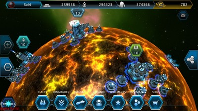 Fishlabs annonce le MMORTS Galaxy on Fire - Alliances