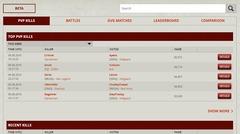 Albion Online - Le Killboard