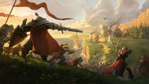 Albion Online - Sandbox Interactive dévoile Albion Online