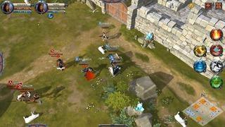 À venir dans Albion : contenu solo, monde ouvert et activités de guildes