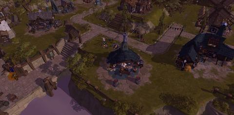 Albion Online - Albion Online revoit son système d'acquisitions de terrains pour l'intégrer au gameplay