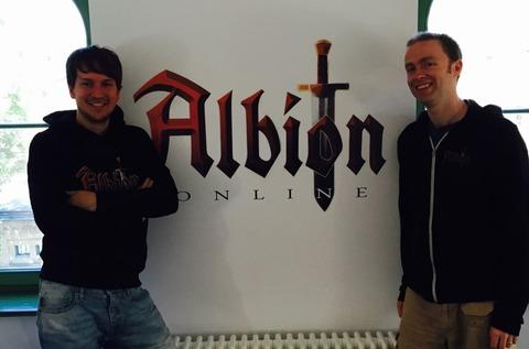Albion Online - L'auteur Peter Newman imaginera l'histoire du monde d'Albion Online