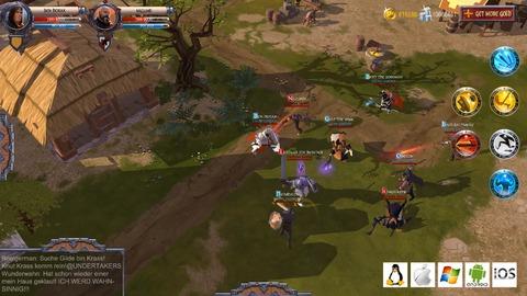 Albion Online - Albion Online précise le déroulement de ses guerres de guildes