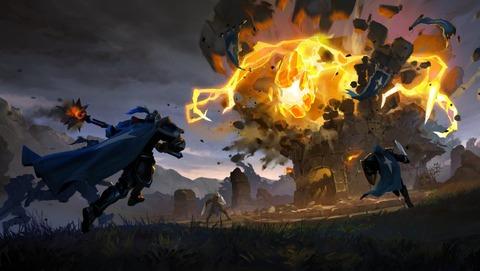 Albion Online - Guerre de guildes et de territoires : « Kay » s'annonce dans Albion Online