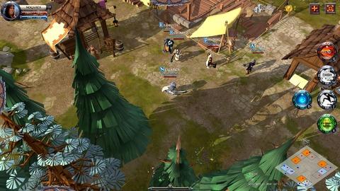 Albion Online - L'agriculture au coeur du gameplay d'Albion Online