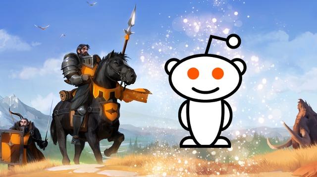 Evénement Reddit
