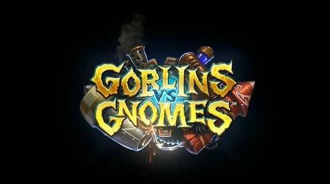 BlizzCon 2014 - Gnomes vs. Gobelins débarquent dans HearthStone