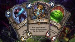 Des perturbations dans HearthStone, deux paquets de cartes offerts par Blizzard
