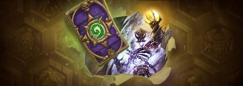 Blizzard revient sur l'obtention des cartes dorées de Naxxramas