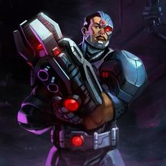 Cyborg, le robot dépressif de DC Comics, s'invite dans Infinite Crisis