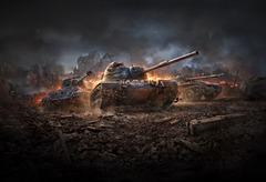 World of Tanks Blitz dans l'AppStore le 26 juin