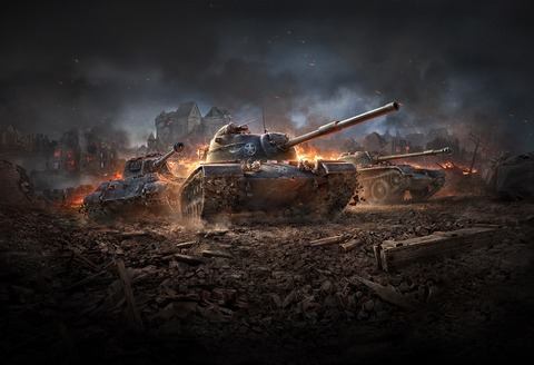 World of Tanks Blitz - World of Tanks Blitz dans l'AppStore le 26 juin