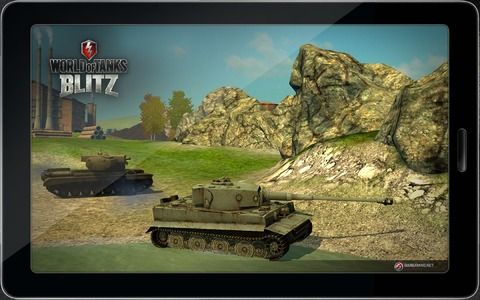 World of Tanks Blitz - World of Tanks Blitz ouvre ses inscriptions pour sa bêta fermée